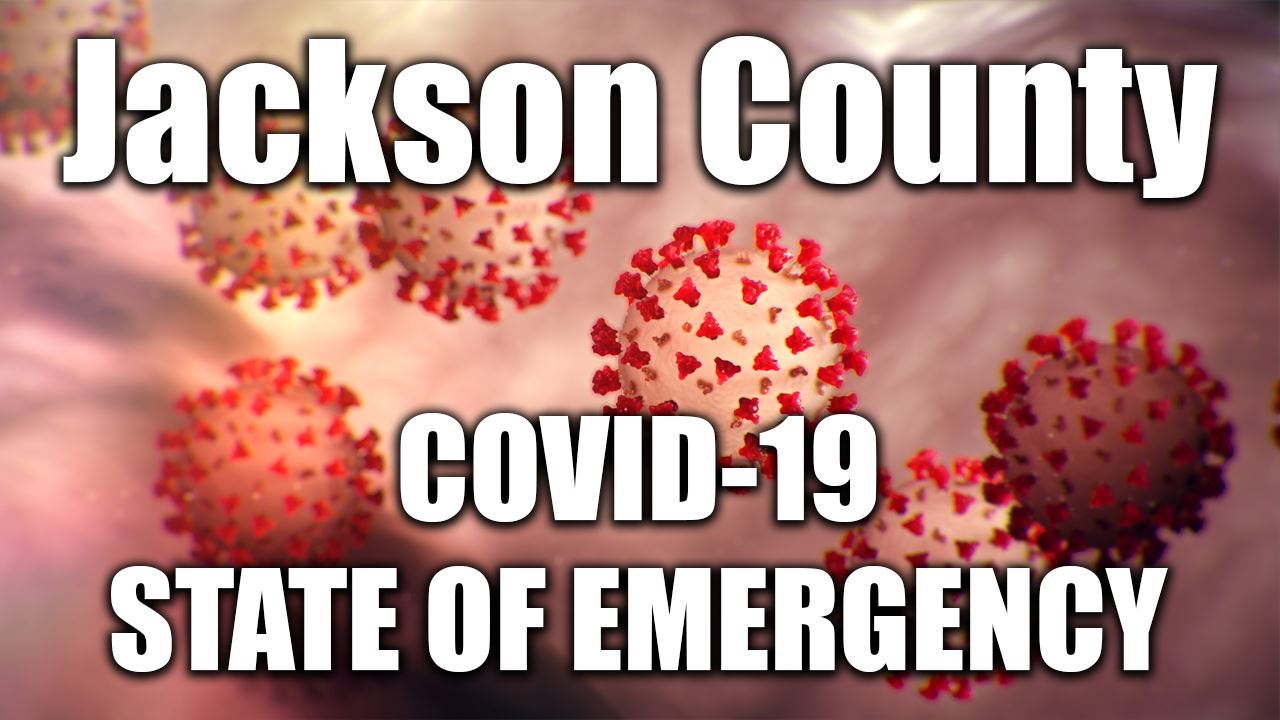 COVID Alert for Jackson County